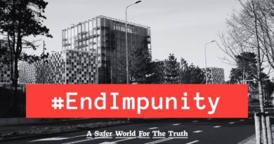 People's Tribunal to indict governments, seeking justice for murdered journalists including Lasantha