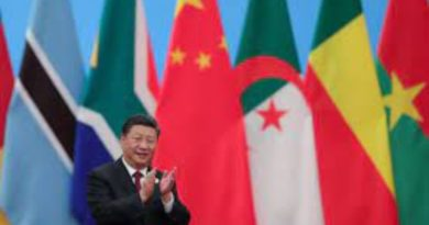 China: Neither imperialist nor part of the Global South.