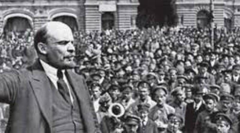 NOTES TO THE PEOPLE – The Revolution Reversed?